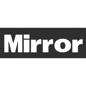 The Mirror Logo