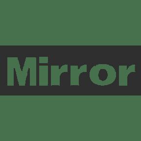 The Mirror Logo