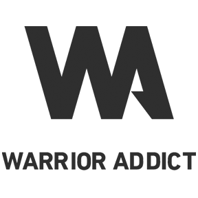 Warrior Addict Logo