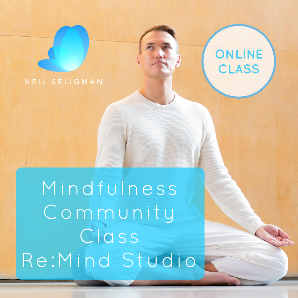 Online Mindfulness Class with Neil Seligman