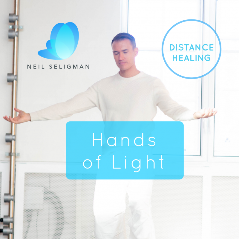 Hands of Light Distance Healing with Neil Seligman