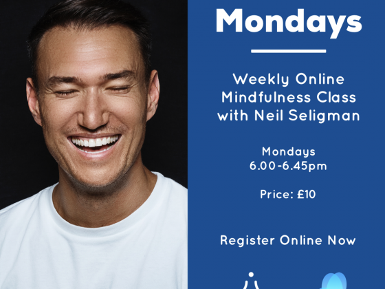 Weekly Online Mindfulness Class with Neil Seligman