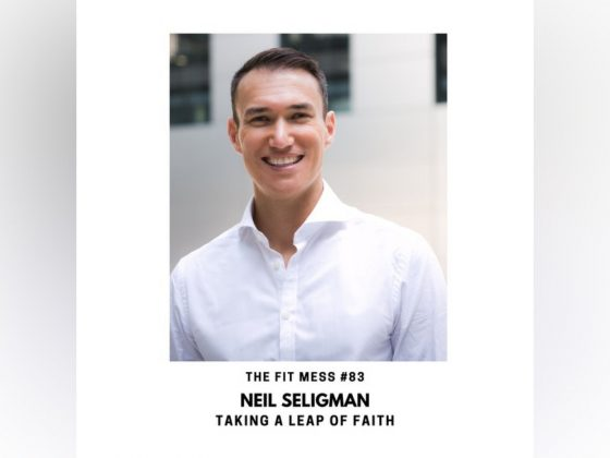 The Fit Mess Podcast Take a Leap of Faith